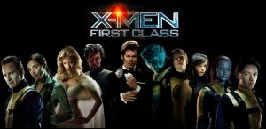 xmen first class cast group