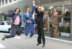 Anchorman The Legend of Ron Burgundy movie image Will Ferrell