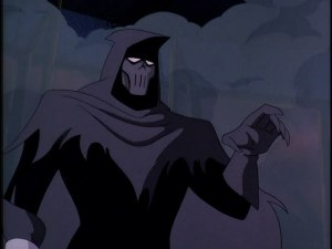 Batman Mask of the Phantasm phantasm