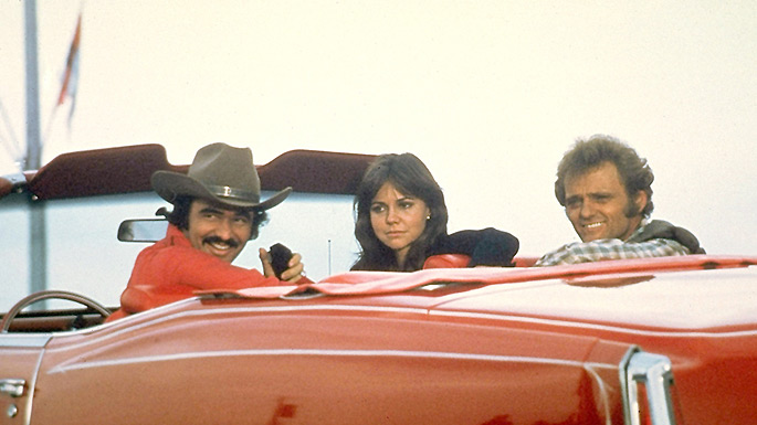 smokey and the bandit on tv