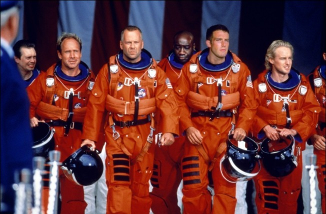 Image result for armageddon astronauts