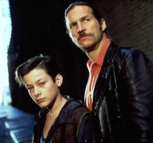 AMERICAN HEART, Edward Furlong, Jeff Bridges, 1993